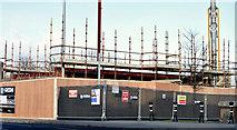 J3674 : New Connswater visitor centre, Belfast - February 2015(1) by Albert Bridge