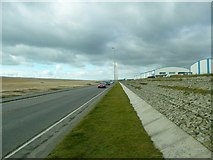 SY6774 : Portland Beach Road by Mike Faherty
