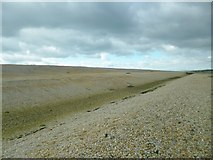SY6774 : Portland, Chesil Beach by Mike Faherty