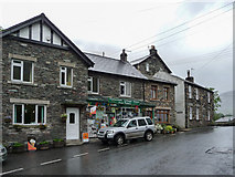 NY3915 : Village Store and Post Office, Patterdale, Cumbria by Christine Matthews