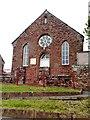 NY6925 : Dufton with Knock Methodist Chapel by Jonathan Hutchins