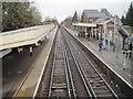 TQ1572 : Strawberry Hill railway station, Greater London by Nigel Thompson