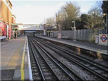 TQ1585 : Sudbury Hill LUL station, Greater London by Nigel Thompson