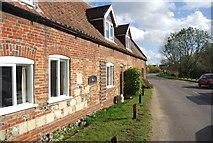 TG1508 : Blacksmiths Cottage by N Chadwick