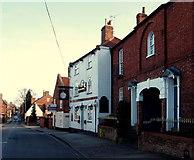 SK7953 : Mill Gate, Newark, Notts. by David Hallam-Jones
