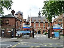 TQ3375 : Dulwich Community Hospital by Robin Webster