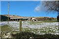 NX4856 : Kirkmabreck Farm by Billy McCrorie