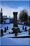 SK1971 : War Memorial, Great  Longstone by Ian S