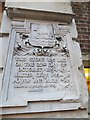 SP5106 : Commemoration stone by Bill Nicholls