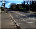 ST3090 : Pelican crossing, Bettws Lane, Newport by Jaggery
