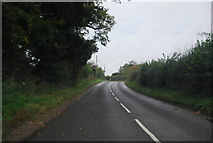 TG1407 : Watton Rd, B1108 by N Chadwick