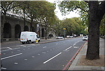 TQ3080 : Victoria Embankment by N Chadwick