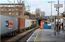 TQ3084 : Caledonian Road & Barnsbury Station by Martin Addison