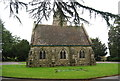 TQ5937 : Chapel, Kent and Sussex Cemetery by N Chadwick