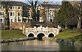 TQ1780 : Ornamental bridge, Walpole Park by Julian Osley