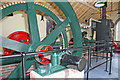 ST6416 : Sherborne Steam & Waterwheel Museum by Chris Allen