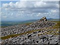 NY6338 : A cairn above Melmerby, Ousby by Andrew Smith