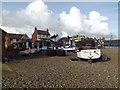 TM4656 : Aldeburgh Beach by Adrian Cable