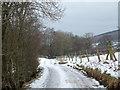 SE5099 : Road in Scugdale by Trevor Littlewood