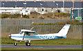 J4973 : G-UFCN, Newtownards Airport - February 2015(1) by Albert Bridge