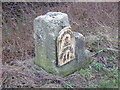 TA0142 : Milepost on the A164 by JThomas