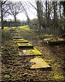 SX2555 : St Martin-by-Looe churchyard by Derek Harper