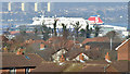 J3876 : Rooftops, Knocknagoney, Belfast (February 2015) by Albert Bridge
