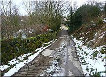 SE0722 : Moor End Lane by Humphrey Bolton