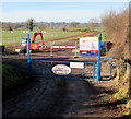 SO5925 : Entrance to Ross-on-Wye RFC's ground by Jaggery