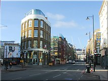TQ3382 : Great Eastern Street, Shoreditch by Chris Whippet
