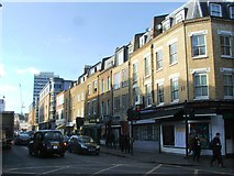TQ3382 : Old Street, Shoreditch by Chris Whippet