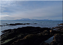 NS1748 : Arran and Firth of Clyde by wfmillar