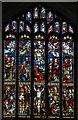 TF0207 : East window, All Saints' church, Stamford by Julian P Guffogg