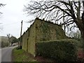 SY5999 : Ruined building, Hindover, Cattistock by Becky Williamson