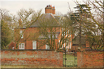 SK7234 : Langar House by Richard Croft