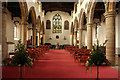 SK7234 : St.Andrew's nave by Richard Croft
