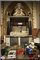 SK7234 : Lord Thomas & Lady Philadelphia Scroope by Richard Croft