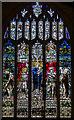 TF0307 : Window n.II, St Mary's church, Stamford by Julian P Guffogg