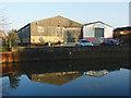 SU9949 : Industrial units, Guildford by Alan Hunt