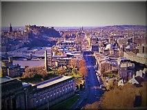 NT2674 : Princes Street, Edinburgh by Stu JP
