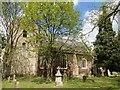 TL6298 : Hilgay All Saints church by Adrian S Pye