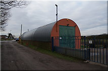 TA0623 : Building at Barrow Haven by Ian S