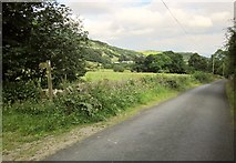 SE0927 : Calderdale Way leaving Simm Carr Lane by Derek Harper