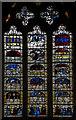 SE6051 : Pricke of Conscience window, (n.III)  All Saints' church by Julian P Guffogg