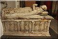 SK7234 : Sir John & Mary Chaworth by Richard Croft