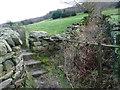 SE0722 : Stile on Elland FP01 by Humphrey Bolton