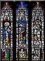 SE6051 : East window, All Saints' church, North Street, York by Julian P Guffogg