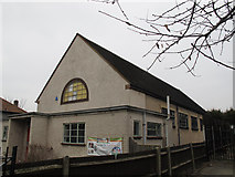 TQ4275 : The Frankie Howerd Centre, Eltham by Stephen Craven