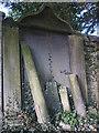 SD5376 : Ruinous memorial, St James' Church, Burton-in-Kendal by Karl and Ali