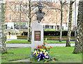 J3374 : Spanish Civil War memorial, Belfast (February 2015) by Albert Bridge